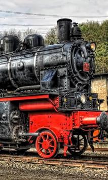 Locomotive Train Railroads New Jigsaw Puzzle apk screenshot