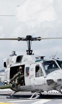 Puzzle Bell UH 1 Iroquois Aircraft screenshot 1
