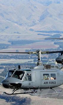 Puzzle Bell UH 1 Iroquois Aircraft screenshot 2