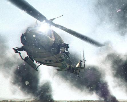 Puzzle Bell UH 1 Iroquois Aircraft screenshot 4