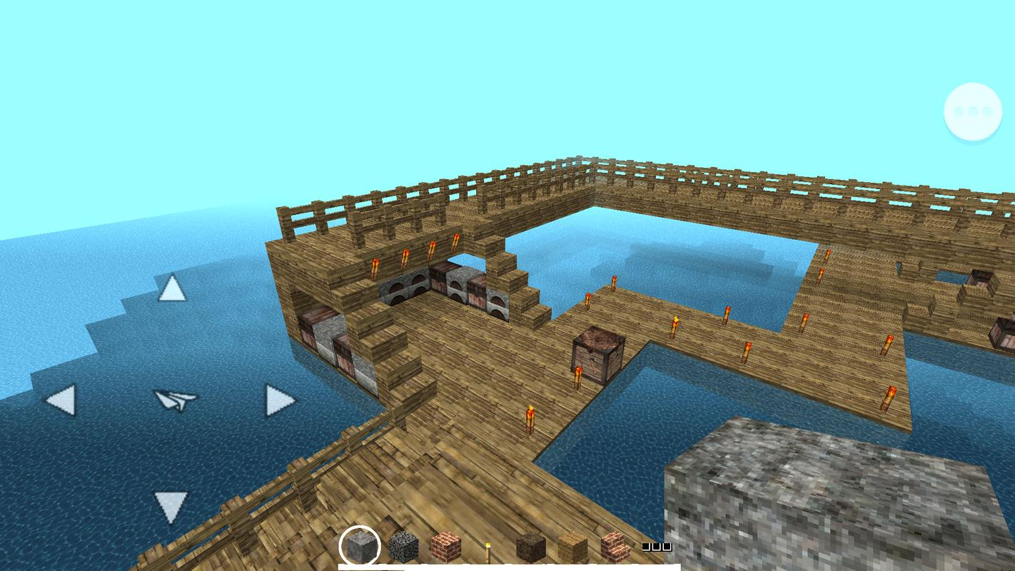 island survival craft apk free