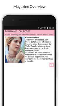 Rommanel Coleções apk screenshot