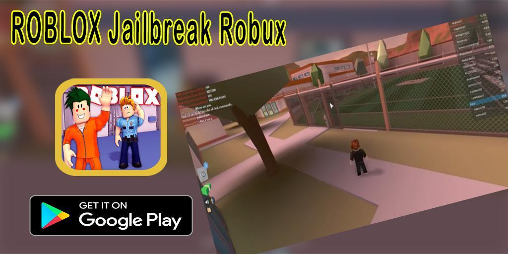 Tips For Roblox Jailbreak Robux For Android Apk Download