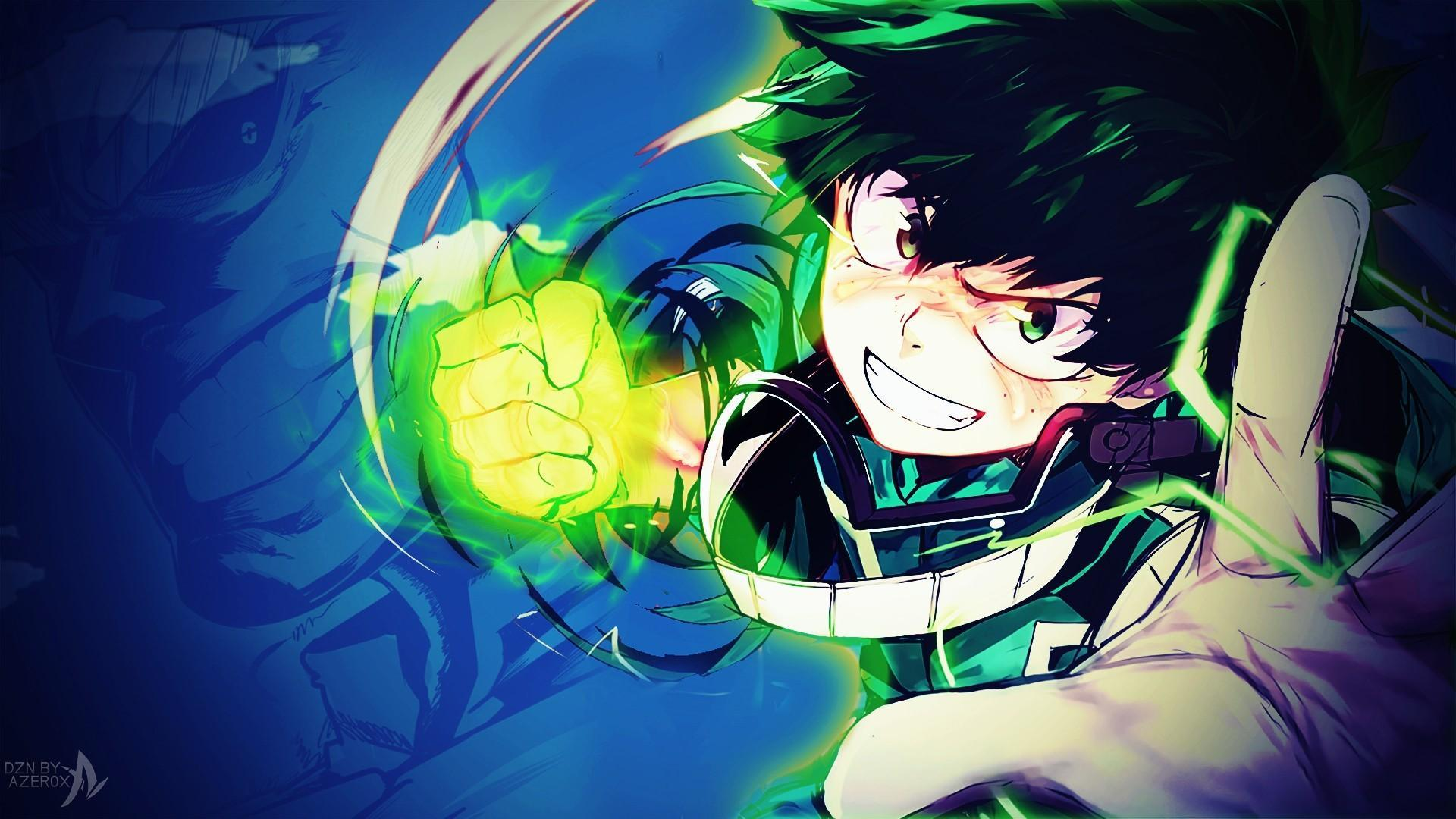 My Hero Academia Wallpapers Hd For Android Apk Download