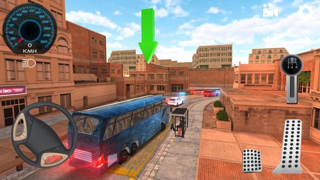 Bus Simulator 2017 Cockpit Go screenshot 3