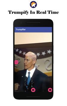 Trumpifier screenshot 1