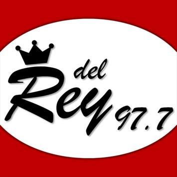 FM del Rey 97.7 poster