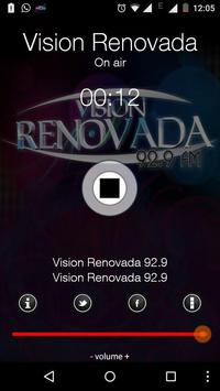 Radio Vision Renovada screenshot 1