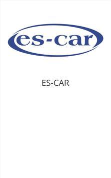 Es-Car poster