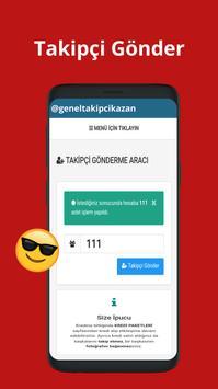 Genel Takipçi Kazan screenshot 1