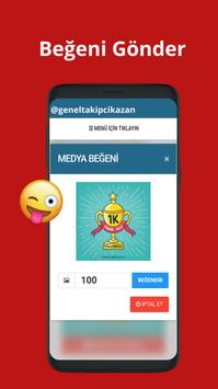 Genel Takipçi Kazan screenshot 2