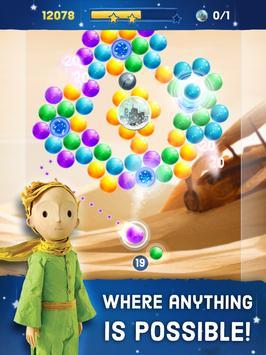 The Little Prince - Bubble Pop apk screenshot