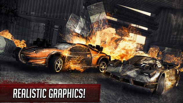 Death Race ® - Shooting Cars poster
