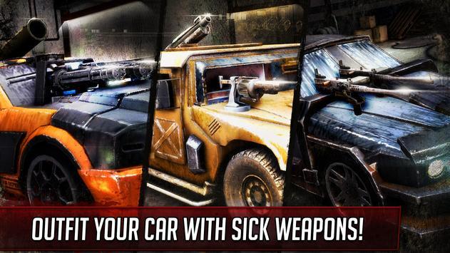 Death Race ® - Shooting Cars apk 截圖