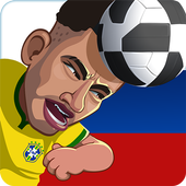 Head Soccer Russia Cup 2018: World Football League icon