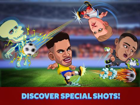 Head Soccer Russia Cup 2018: World Football League screenshot 10