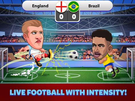 Head Soccer Russia Cup 2018: World Football League screenshot 12