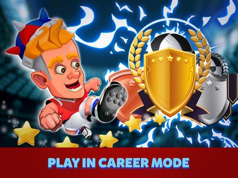 Head Soccer Russia Cup 2018: World Football League screenshot 17