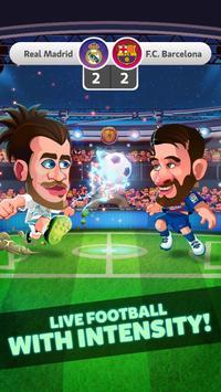 Head Soccer La Liga 2018 - Jogos de Futebol Cartaz