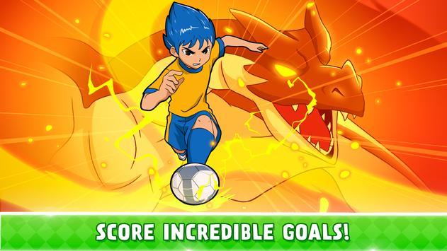 Soccer Heroes 2018 - RPG 足球明星游戏免费 apk 截圖