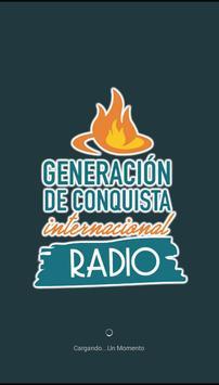 GENERACION DE CONQUISTA RADIO poster