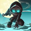 Ninja Dash - Ronin Shinobi: ¡Corre, salta, ataca! APK