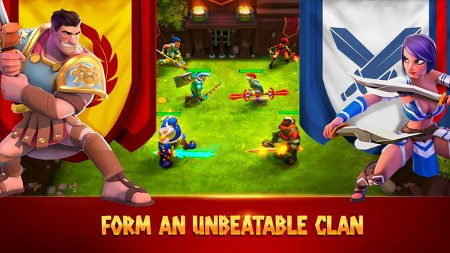 Gladiator Heroes: Clan War Games poster