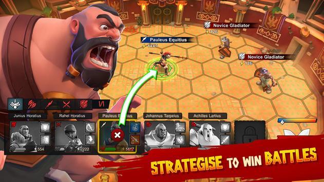 Gladiator Heroes v1.7.2 Apk Mod3