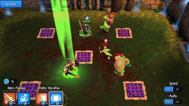 Gladiator Heroes: Clan War Games apk screenshot