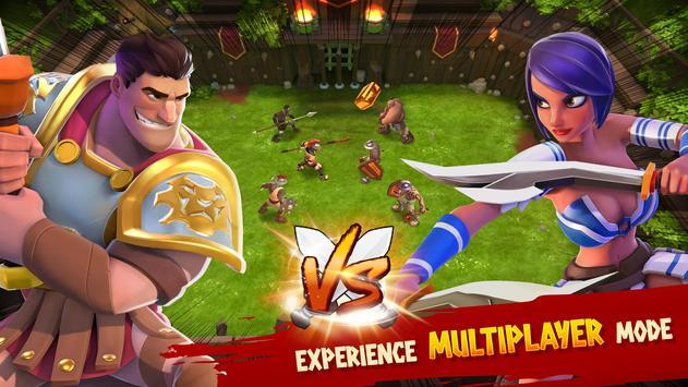 Gladiator Heroes v1.7.2 Apk Mod2