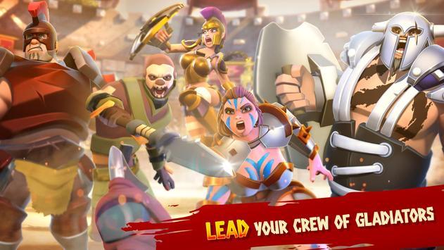 Gladiator Heroes v1.7.2 Apk Mod1