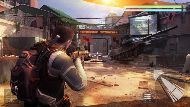 Cover Fire: shooting games - fps poster