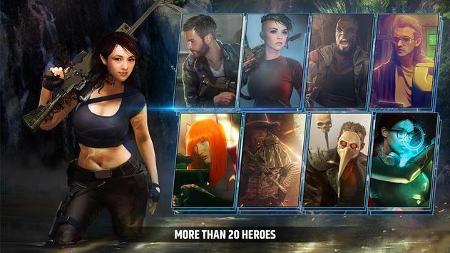 Cover Fire: free shooting games apk zrzut ekranu