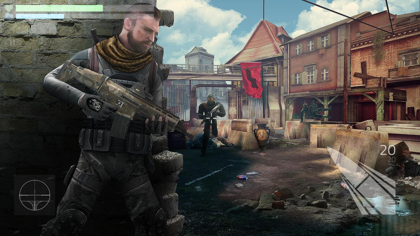 Cover Fire: shooting games APK Download - Free Action GAME ...