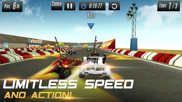 Extreme Racing 2 - Real driving RC cars game! apk screenshot