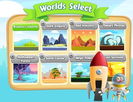Super Smash bot Adventure time apk screenshot