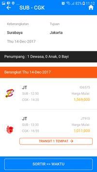 Tiket Pesawat Online apk screenshot