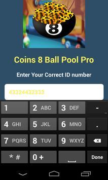 Coins for Ball Pool Prank screenshot 1