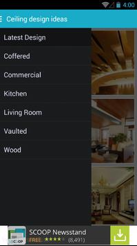 Ceiling Design Ideas Free screenshot 1