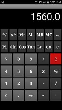 Simple Calculator screenshot 1