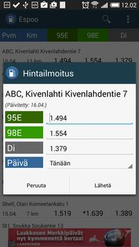 Polttoaine screenshot 2
