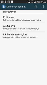Polttoaine screenshot 4