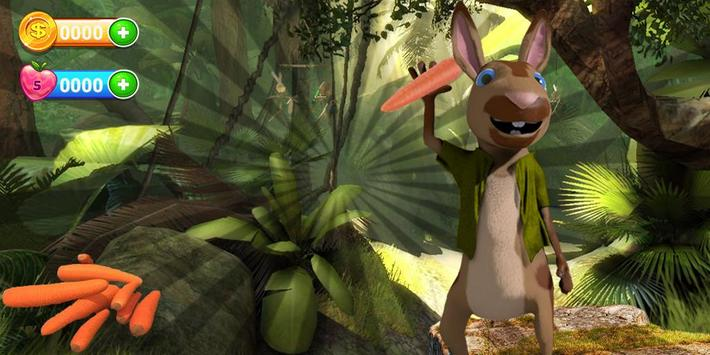 Peter Rabbit Fruit : Match 3 game screenshot 1