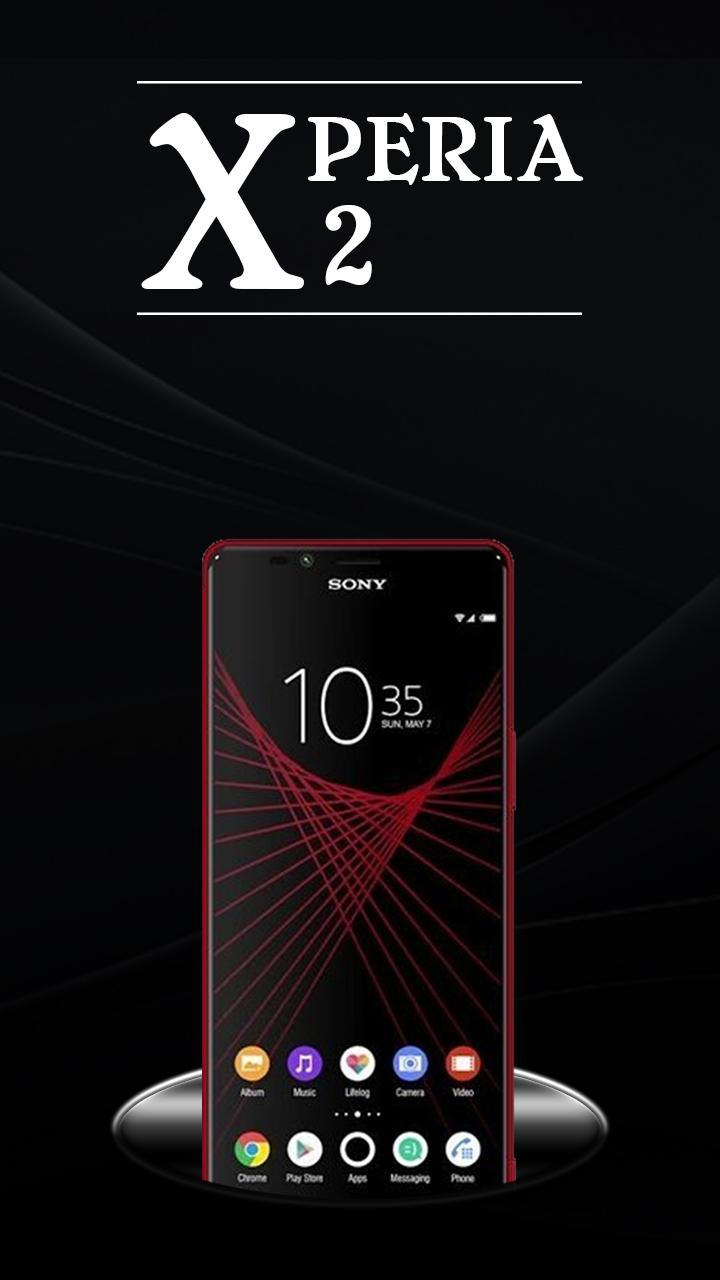 Launcher Theme for Xperia X2 for Android - APK Download