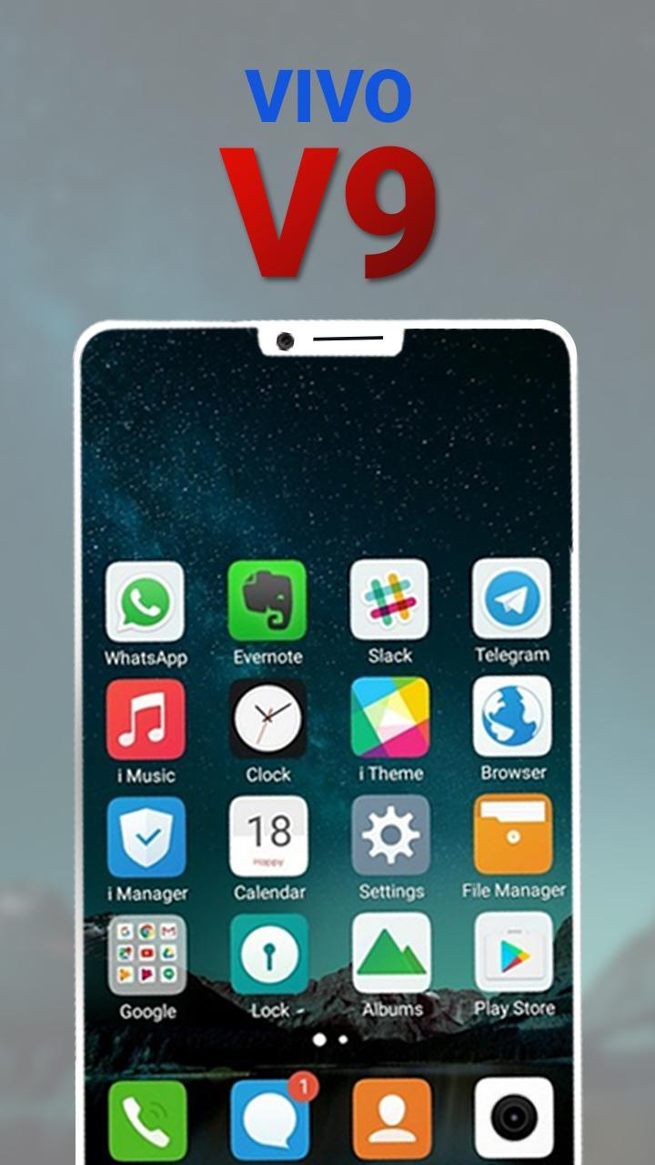 Launcher Theme for Vivo v9 | Vivo 9 plus for Android - APK Download