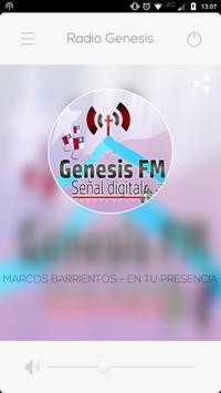 Radio Genesis 106.7 FM apk screenshot