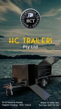 HC Trailers Pty Ltd, Hoppers Crossing, Victoria poster