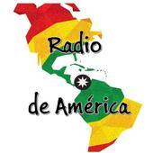 Radio de América icon