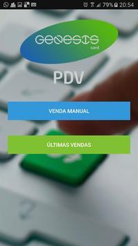 Genesis Card PDV screenshot 1
