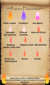 Prières Puissantes poster